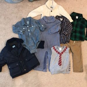 12-18 mo Boys Winter Closet Clearout!!!